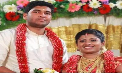 Newly wedding couple died in car accident