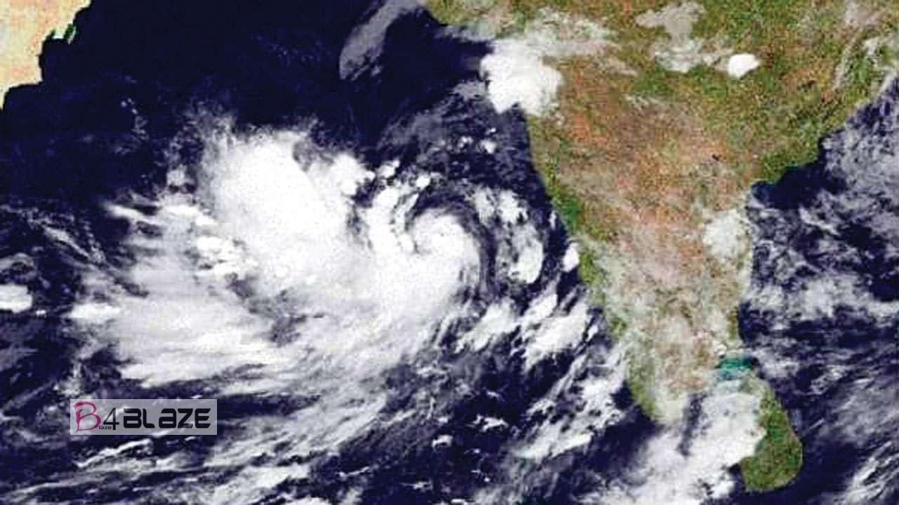 Vayu Cyclone in Gujarat