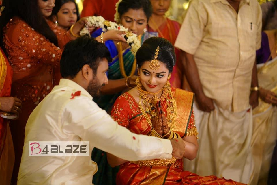 Vishnu Priya wedding hd photos (1)