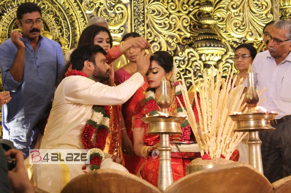 Vishnu Priya wedding hd photos (10)