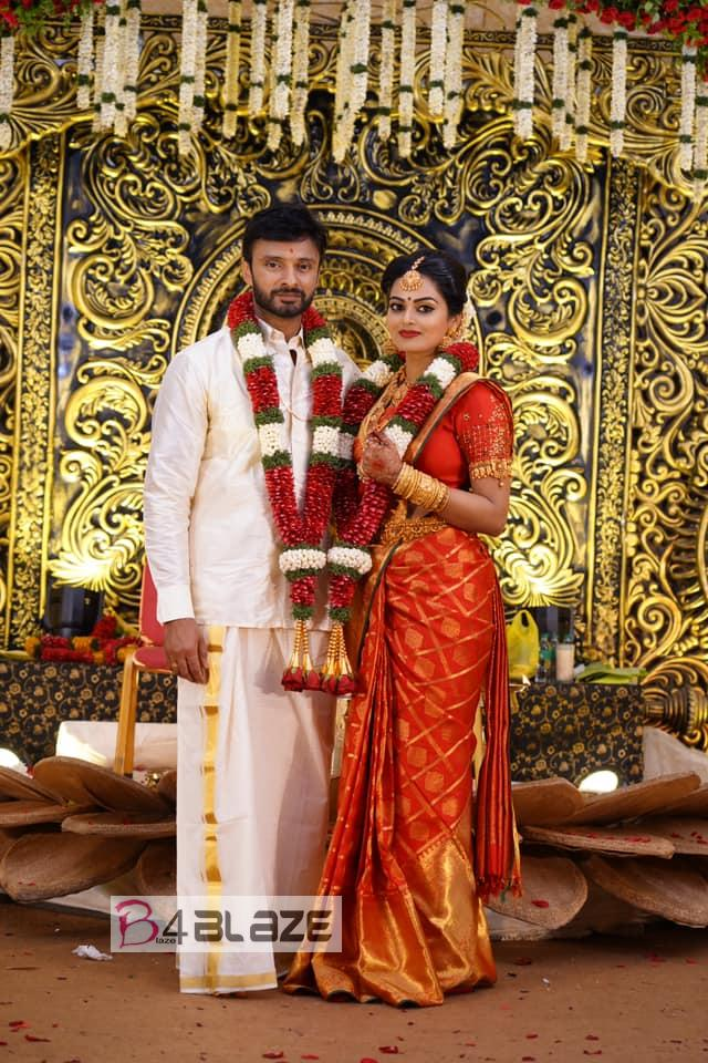 Vishnupriya Pillai Wedding Photo