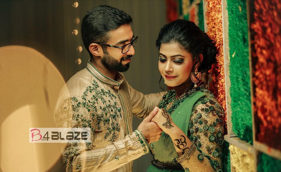 പാര്വ്വതി നമ്ബ്യാര് & വിനീത് മേനോന്