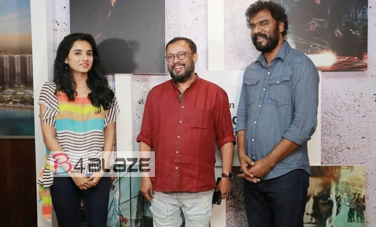 Ann Seethal, Lal Jose and Dinesh Panicker