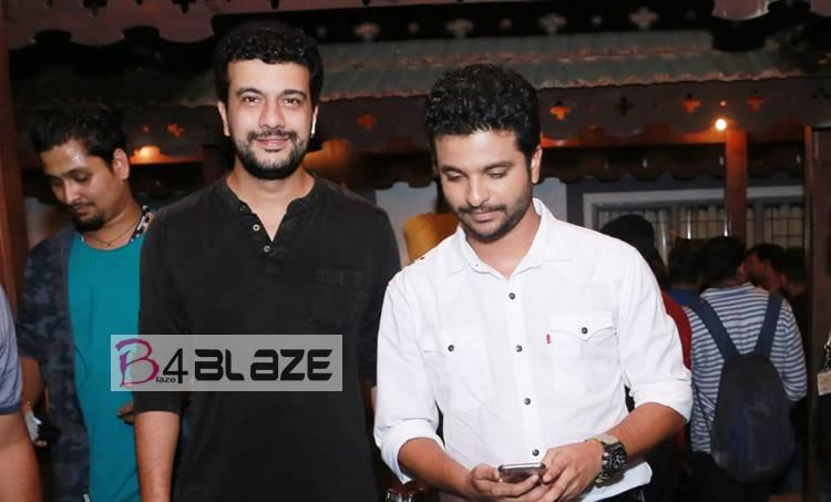 Ramesh Pisharodi and Neeraj Madhav