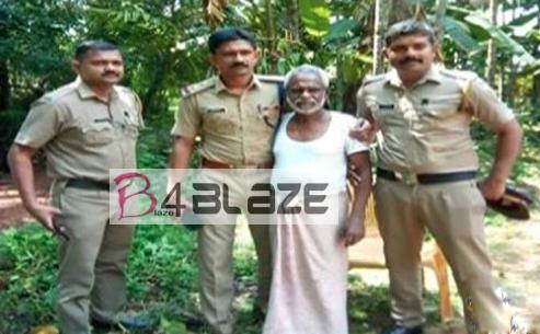 Kerala Police Helped a Older Man