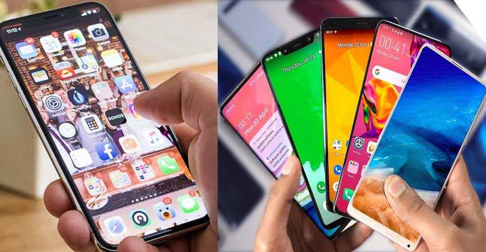 e-smart phones