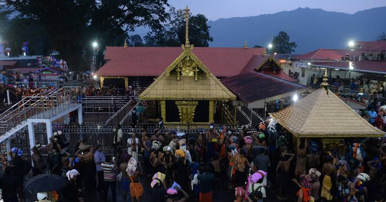 sabarimala women's entry related  issues