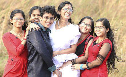 remdevi's five daughters getting married