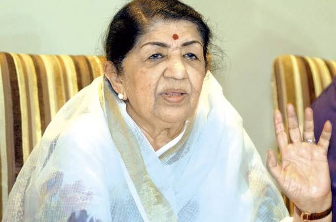 Lata Mangeshkar's condition is grave.