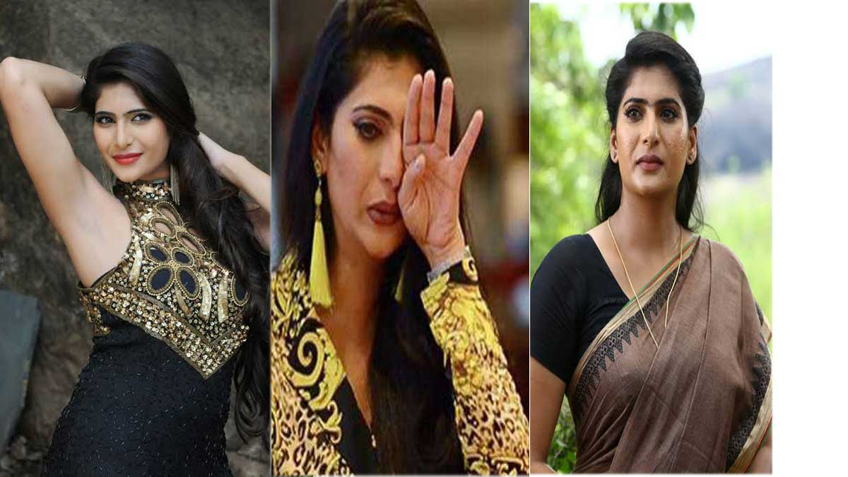 The Kasaba actress describes the days when she lived drinking green water without money to buy food