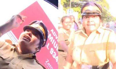 Journalist slapped; Women Police