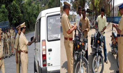 Rs. 6 crores 66 lakhs in Kerala for traffic violations