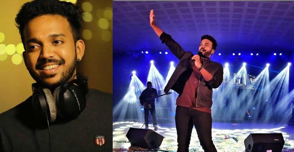 singer-harisankar