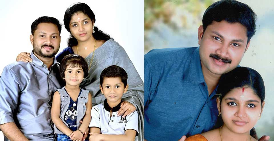 athul sasidharan family