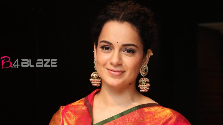 Actress Kangana With Controversy