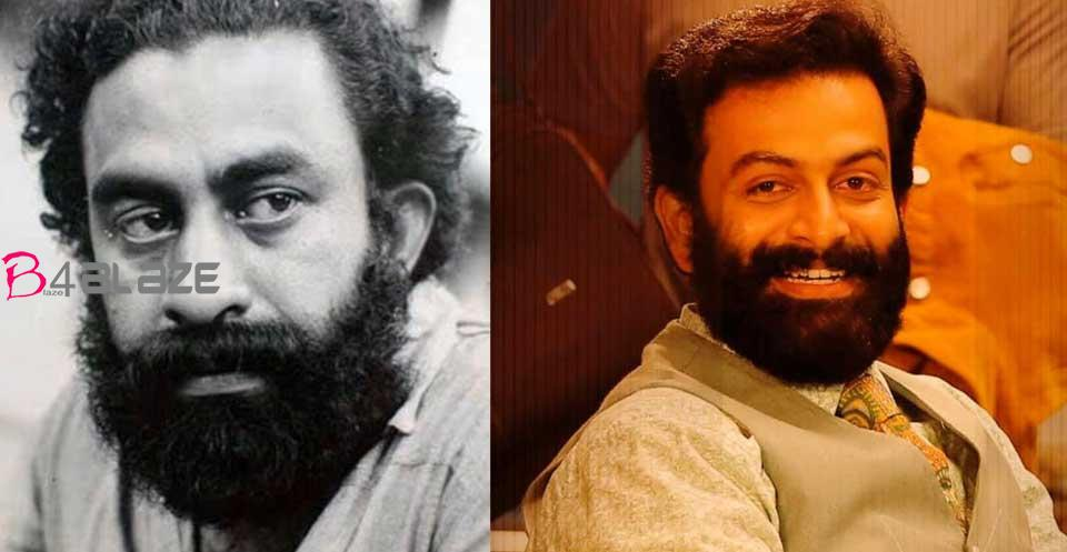 Director Padmarajan's life is a movie