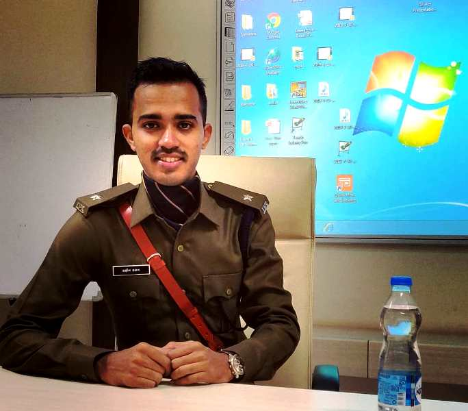 Safin-Hasan the yougest ips officer