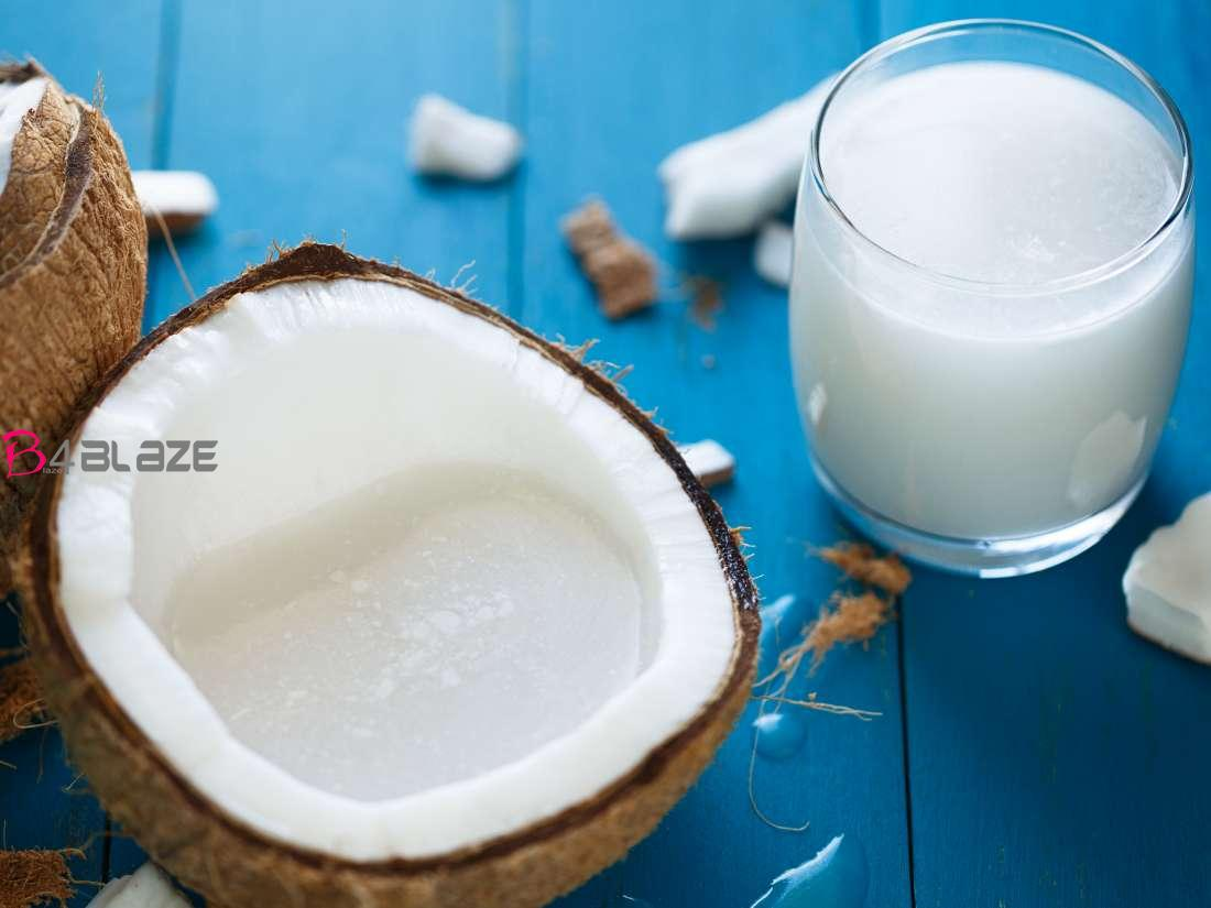 coconut milk for hair treatment