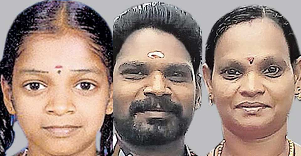 radhakrishnan family