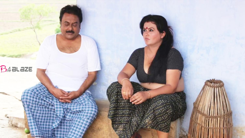 Prathap Pothan, Sona in Pachamanga Movie Stills