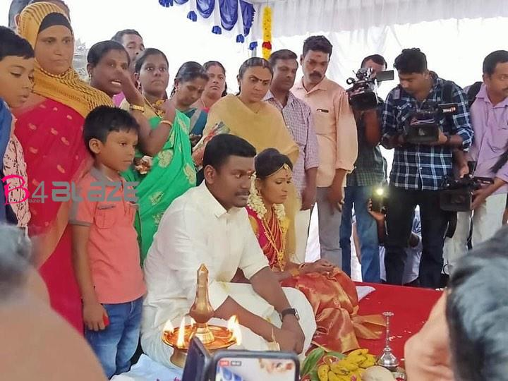 anju and sharath wedding