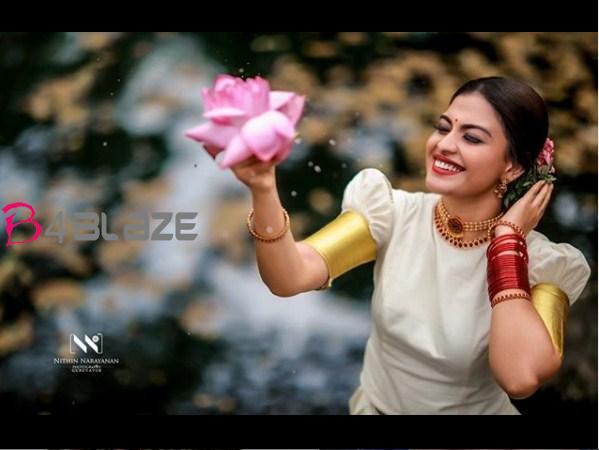 anusree latest photoshoot