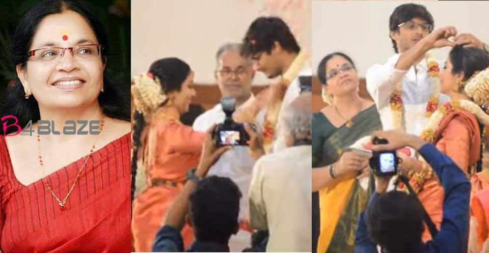 bhagyalekshmi-son-married
