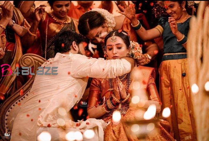 bhama marriage photo