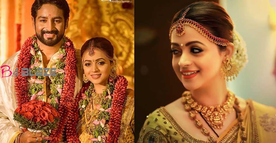 bhavana-wedding-anniversary