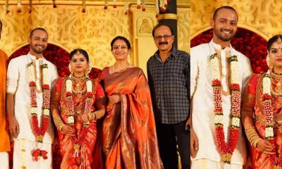karthika-son-wedding-photos