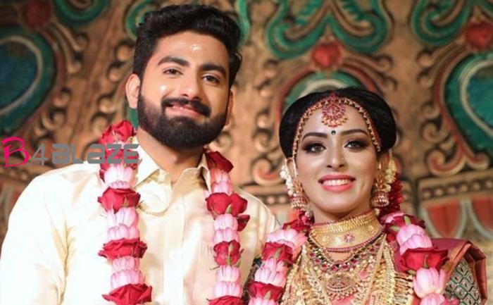 mahalekshmi wedding photos