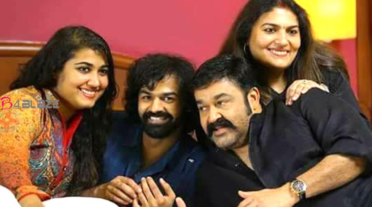 mohanlal family