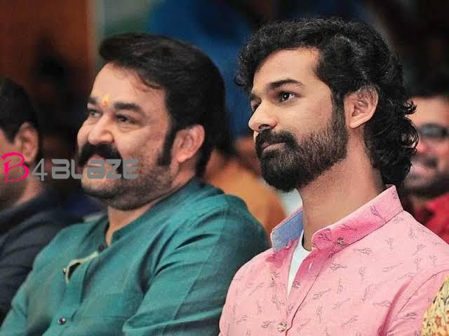 mohanlal with pranav