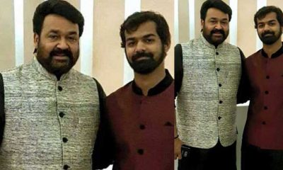 mohanlal-with-pranav