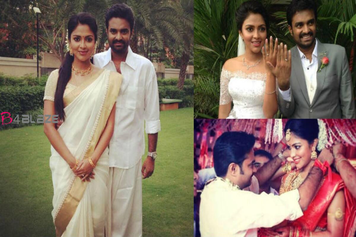 Amala Paul Wedding