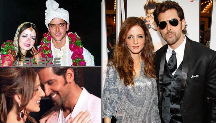 hrithik roshan with wife