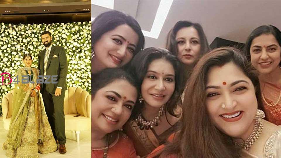 jayasudha-son-wedding