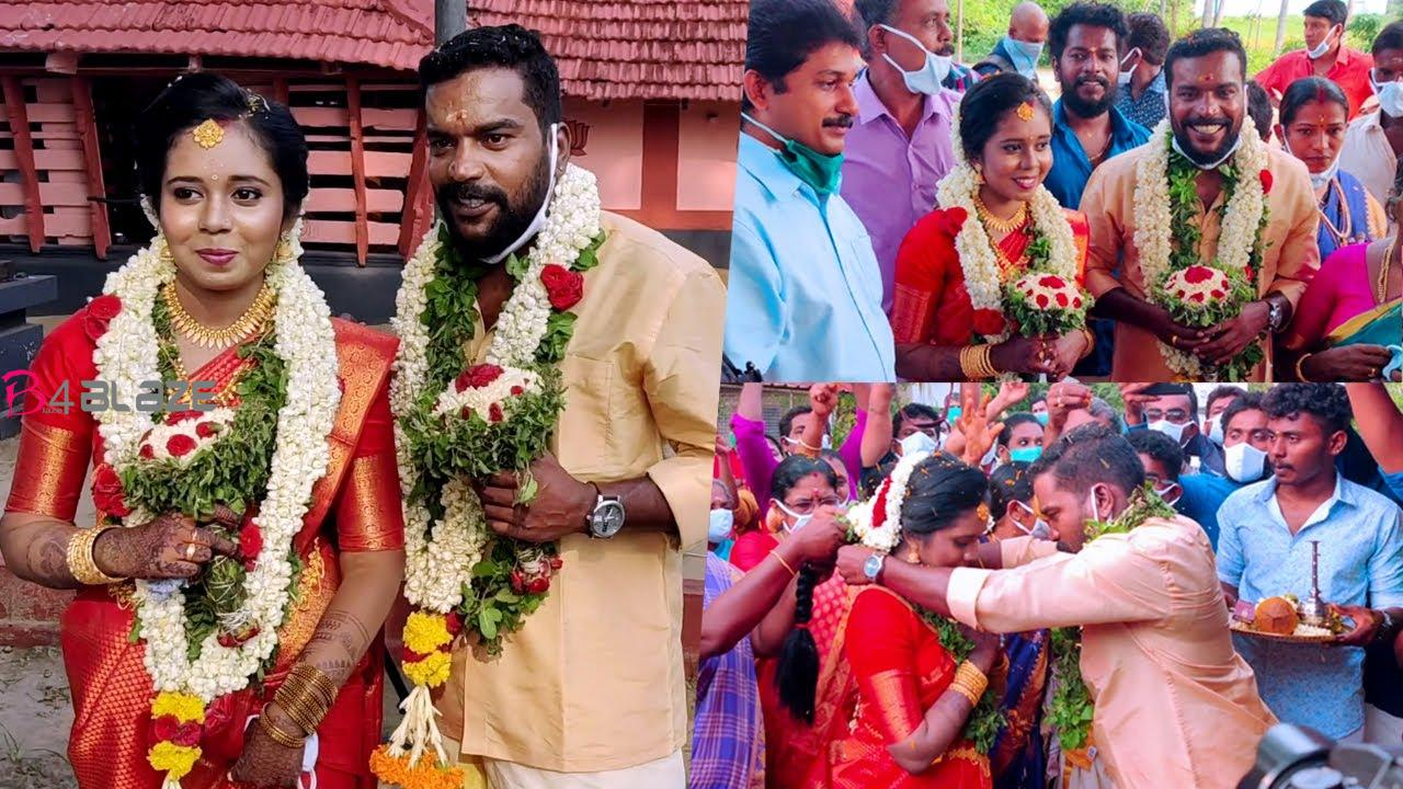 manikandan wedding video
