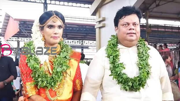 anoop chandran wife