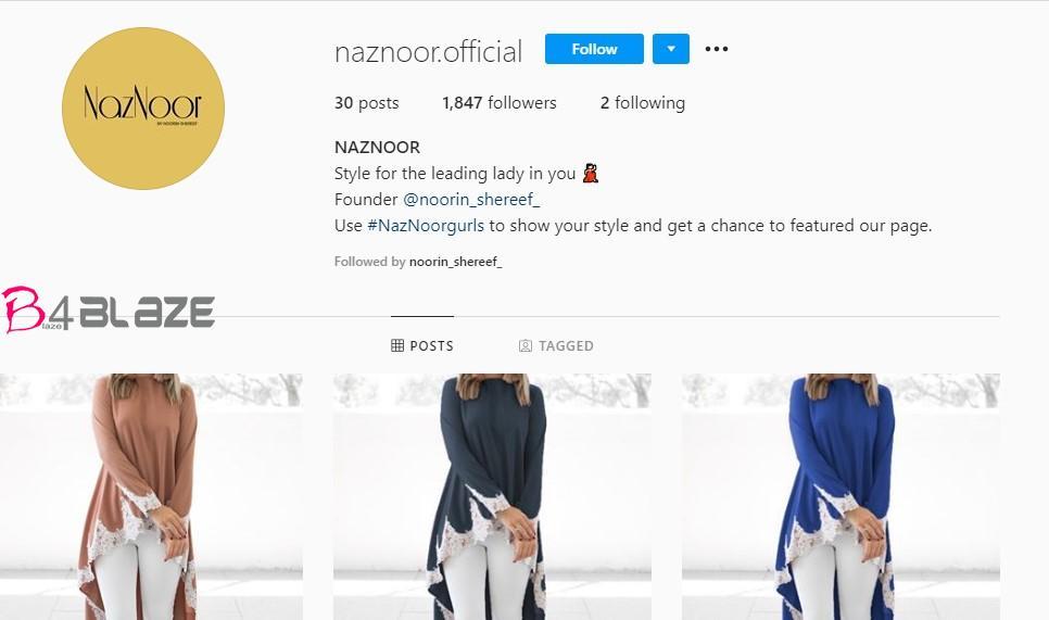Naznoor official