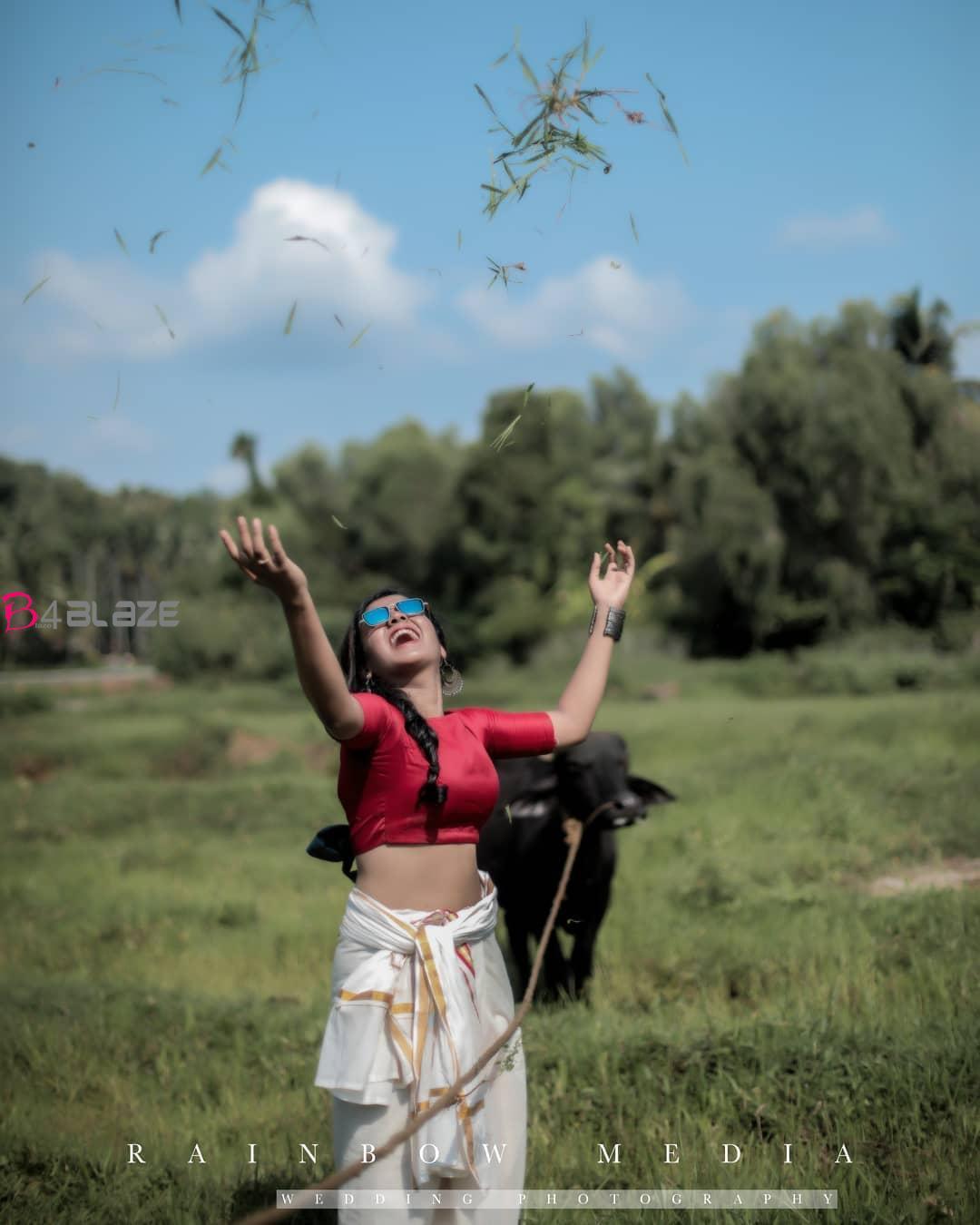 mallu girl photoshoot