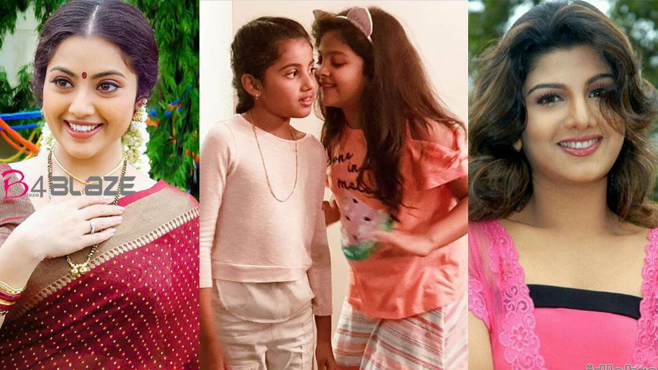meena-and-rambha-daughters