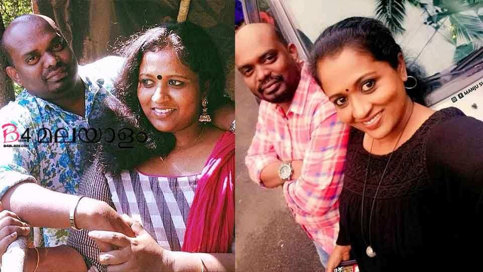 Manju Pathrose and Sunichen Divorce News