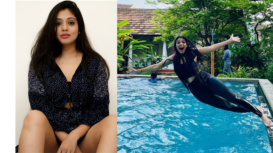 veena nandhakumar new photoshoot