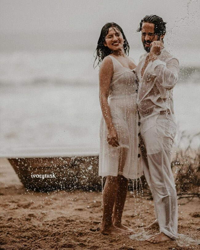 Beach Wedding Photoshoot 4