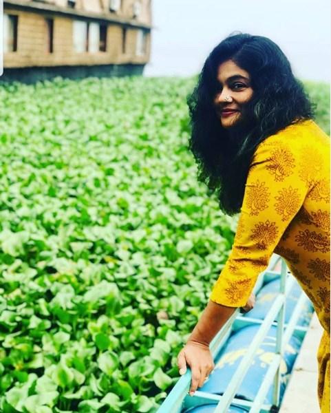 Manju Pillai Latest Photos
