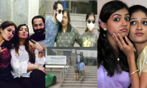 Nazriya and fahadh meet meghana