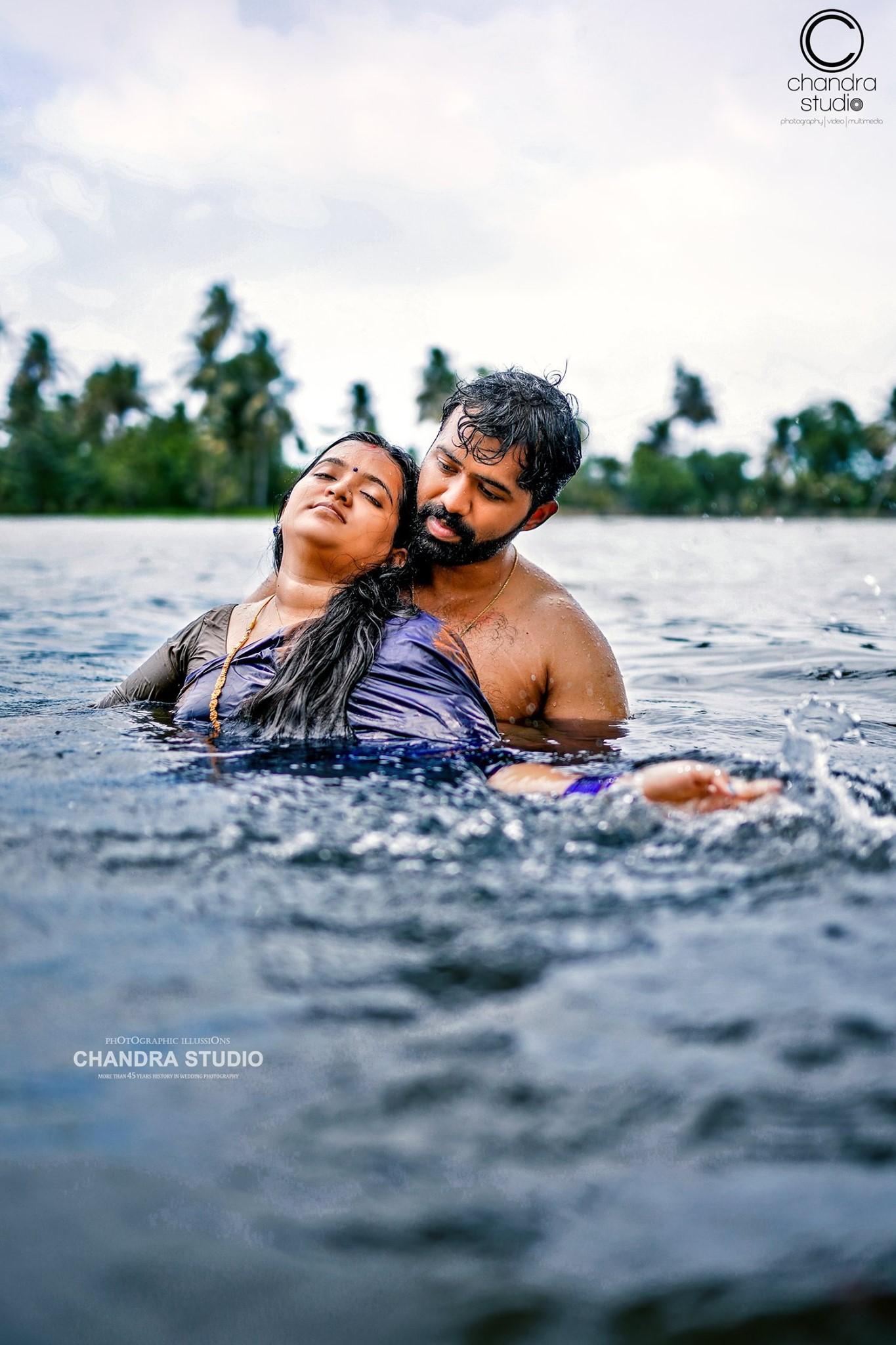 Sachin and Chandra Photoshoot 5