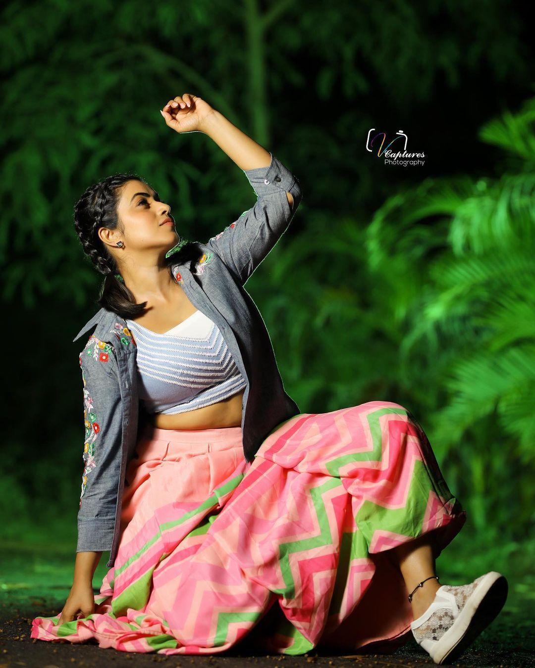 Shamna Kasim Photoshoot 2