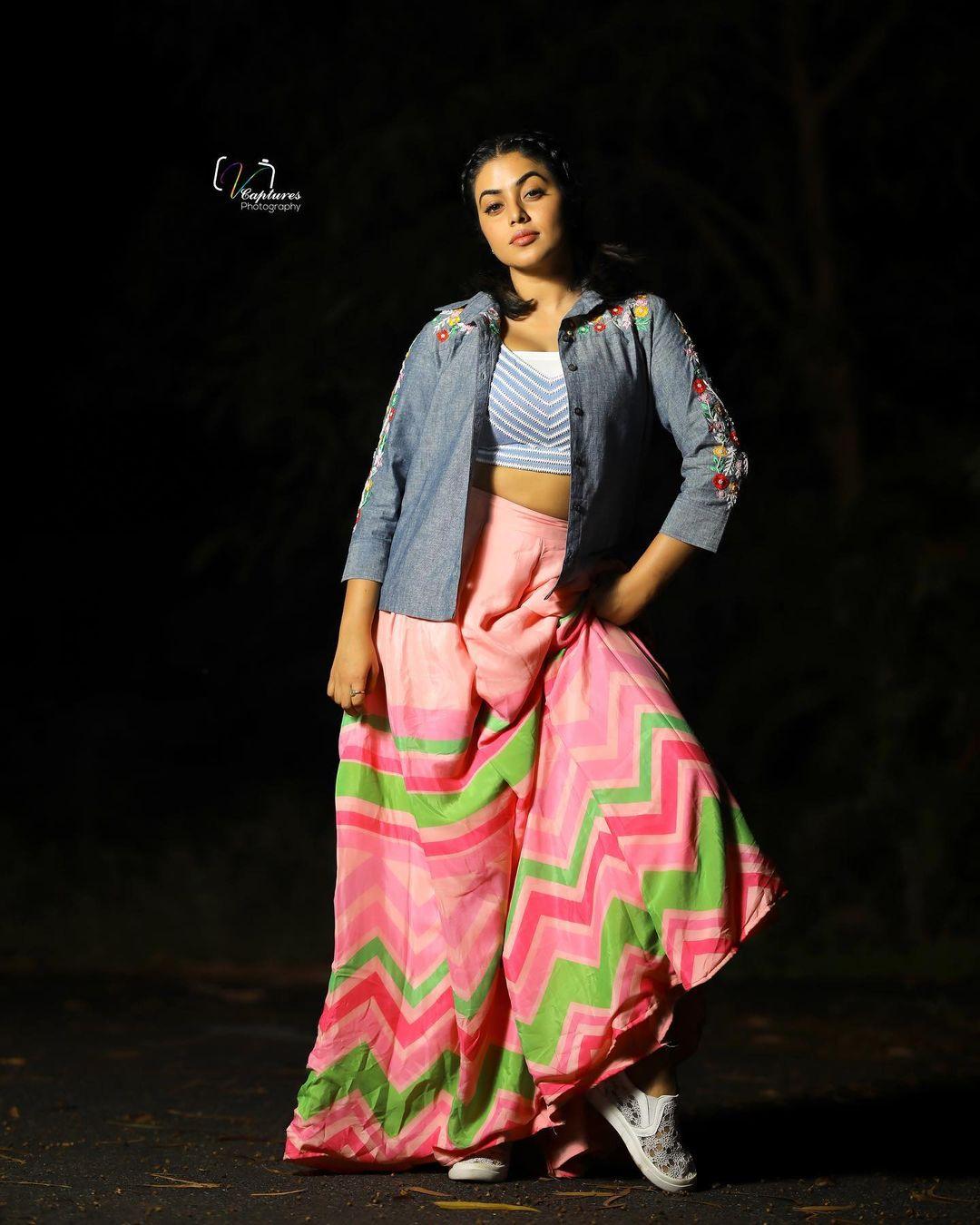 Shamna Kasim Photoshoot 3